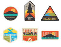 Tourism Badge Project for Chattanooga