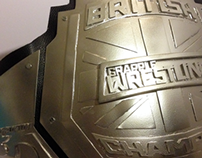 Grapple Wrestling British Title.