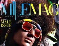 Mile magazine August 2010
