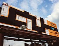 Scion iQ Billboard