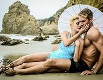Beach Vintage, Surf & Sun.
