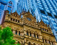 Melbourne's Architecture