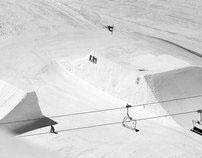 2012 Professional Snowboarding Photoshoot