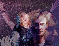 CD packaging for David Guetta