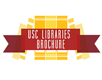 USC Library Brochure Redesign