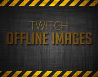 Twitch Offline Images