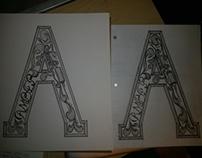 Amber Typography