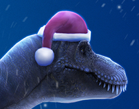 Carnivores HD. Merry Christmas