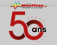 50 ans du Groupe Mauffrey - Transport et logistique