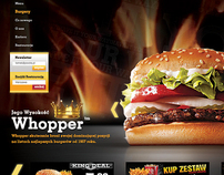 Burger King site