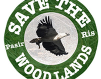Save The Pasir Ris Woodlands Logo