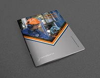 Company Brochure Template Vol.16 - 16 Pages