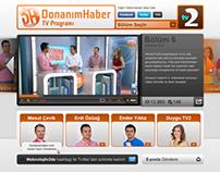 DonanımHaber TV Programı (TV2) Özel Sayfası (2013)