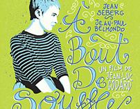 Jean-Luc Godard's Breathless (À bout de souffle)