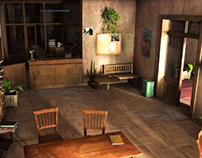 Office (3D Environment)
