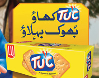 TUC Crackers.
