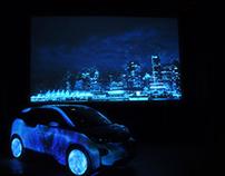 Mapping & lancement de produit - BMW i3