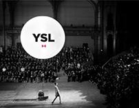YSL Branding