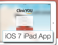 ClinicYou iPad App - EMR on the go