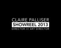 Claire Palliser /// SHOWREEL 2103