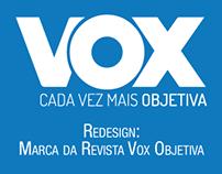 Redesign: Marca Vox Objetiva