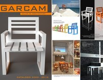 Catálogo 3D de muebles de diseño.