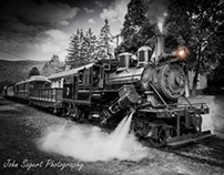 The Coal Train Highway