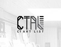 CT ArtList Logo