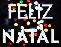 MERRY CHRISTMAS/FELIZ NATAL