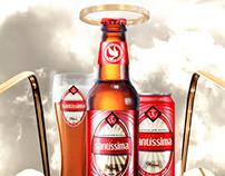 Cerveja Santíssima