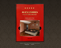 Bed & Breakfast Dynamic Flash Template
