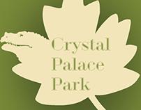 Crystal Palace Park Branding