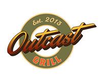 Outcast Grill Logo