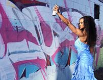 Glamour and Graffiti