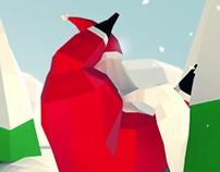 Santa Claus dances to YMCA