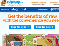 Chewy.com Email Designs