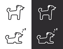 Icon Set (Dogs)