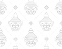 Khon Pattern