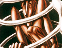 oil on canvas (1999)