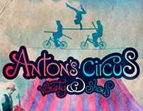 Anton's Circus Logo