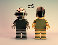 daft punk illumination