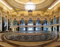 VIP Passengers Arrival Hall , Alexandria Port