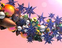 Christmas TV Animation