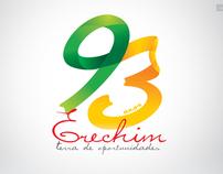 Logo : Aniversário de 93 anos - 93 years anniversary