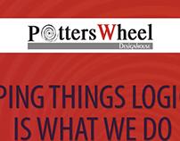 Potters Wheel Design House Website