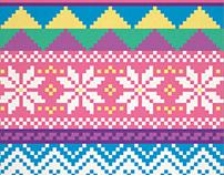 2013 Sweet Sweater Christmas Card