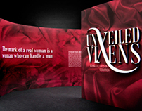 Unveiled Vixens Exhibition