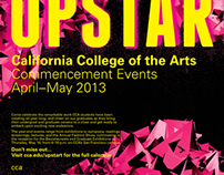 Upstart CCA Commencement Events