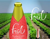 Fruli's Beer Packaging Redesign