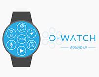 Smartwatch UI Concept